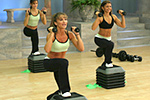 High step workouts photo